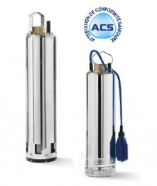 Electric submersible pumps SR