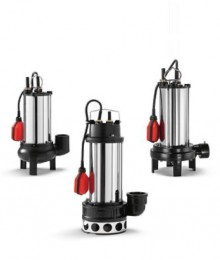 Electric submersible pumps SEMISOM