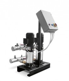 Gruppi automatici di pressurizzazione G-CV