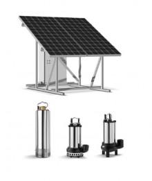 Stazione di pompaggio fotovoltaica ECOSOM